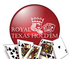 Royal Texas Hold'em Casino Games Online