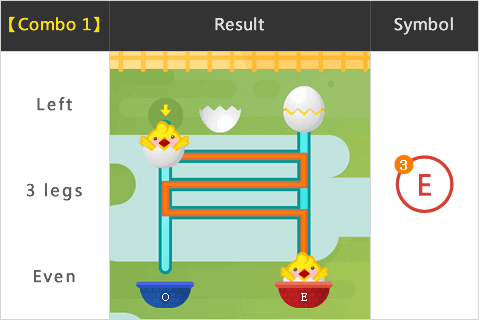 BB Golden Egg-Climb Combination 1