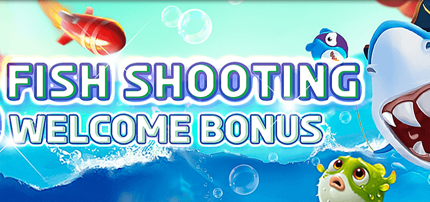 New Players Only - 100% Fish Games Welcome Bonus to INR 20,000.
